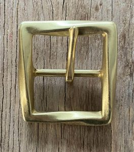 heavy solid brass 40mm - double