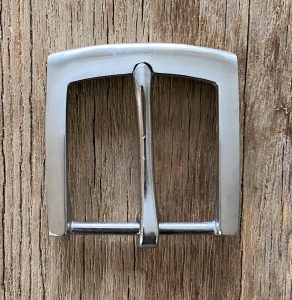 Standaard gesp : Classic Stainless steel - 40mm - single