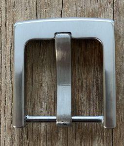 Wide Pin Single Stainless Steel - 40mm - single